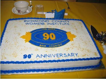 Richmond County WI 90th